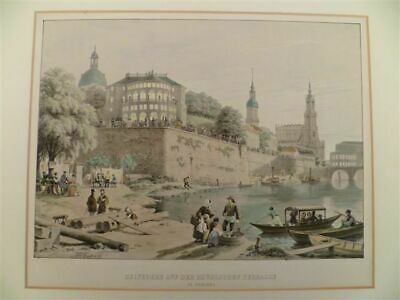 Dresden - Lithographie