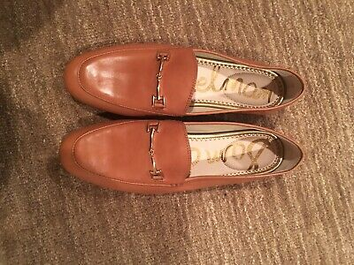 56d1bc7b746 Sam Edelman Loraine Leather Bit Loafers Women s Size 8.5 - Gucci Look- New