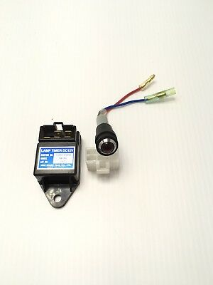GENUINE NGK LAMP TIMER 12V Time Relay Kubota 15694-65992 S81NL  Relay