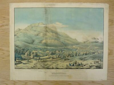 Gnadenthal - Lithographie
