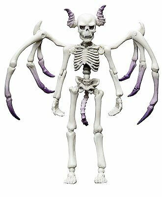 Re-Ment Miniature Pose Skeleton human Devil Figure Set rement