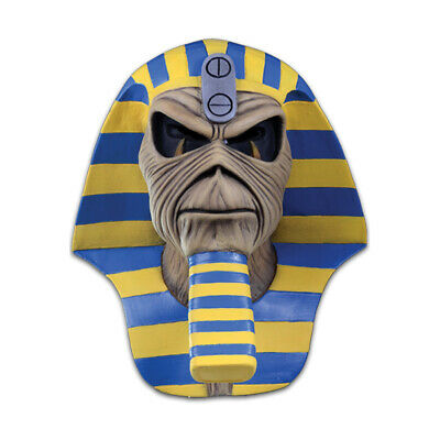 Authentic IRON MAIDEN Eddie Powerslave Cover Mask NEW