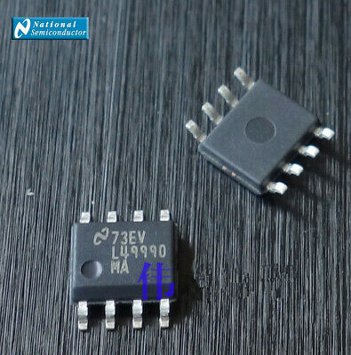 United States NS LME49990MA Reference SMD Single Op Amp SOP8 SOIC8