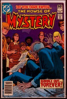 DC Comics The HOUSE Of MYSTERY #289 FN 6.0