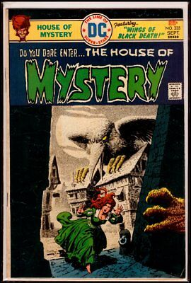 DC Comics The HOUSE Of MYSTERY #235 FN 6.0