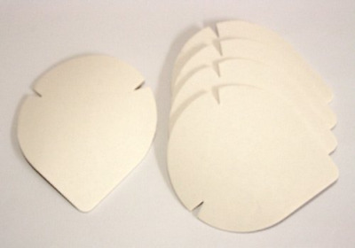 Ortho-Glide Replacement Pads - Pack of 5 Pads