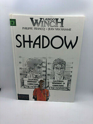 Bd Largo Winch N°12 Shadow E.O.06/2002