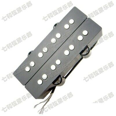 1 Set Bass Humbucker Double Coil 4 String Pickup Electric Bass Accessories