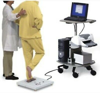 New In Box Anthro Cart It Computer / Medical Cart Trolley Rrp £800 + Spare Parts