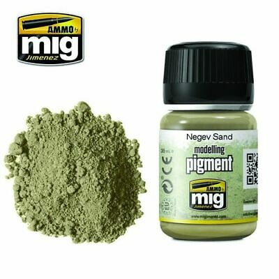 Ammo Of Mig Pigment Negev Sand Cod.amig3024