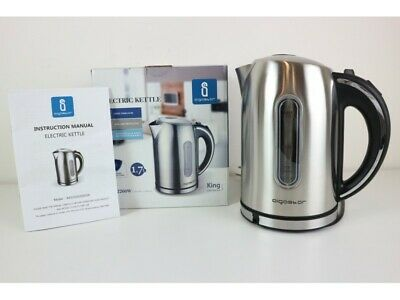 Bollitore Aigostar Electric Kettle King 1.7L 300104Cea Nuovo