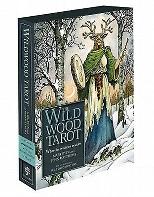 The Wildwood Tarot: Wherein Wisdom Resides [With Booklet] by Ryan, Mark
