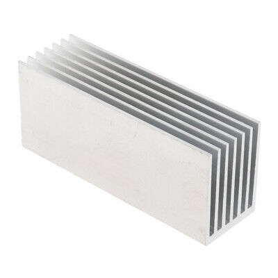 Aluminum M.2 NVMe SSD Heatsink Cooler Solid State Drive Cooling Fin Silver