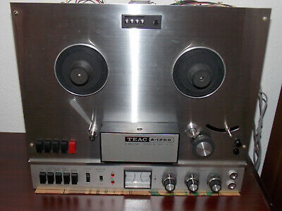 TEAC A-1200 Reel to Reel Tape Player