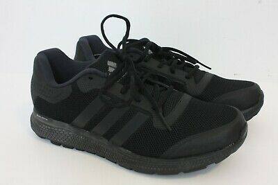 e5f8268a5 ADIDAS ENERGY BOUNCE New Running Training Shoes Black Out Men s 9.5 ...