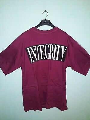 INTEGRITY Den of Iniquity '90 t shirt tg. XL Metalcore Hardcore
