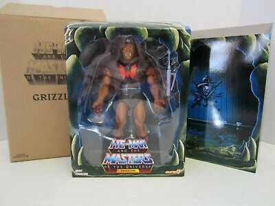 2019 Super 7 MOTU Grizzlor Masters of the Universe Filmation 2.0 Club Grayskull