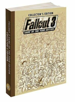 Fallout 3 Game of the Year Collector's Edition : Prima Official Game Guide by...