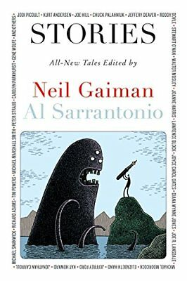 Stories : All-New Tales by Christian Jacq, Al Sarrantonio and Neil Gaiman...