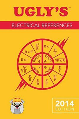Ugly's Electrical References, 2014 Edition by Jones & Bartlett Learning,