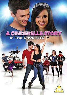 A Cinderella Story - If The Shoe Fits [DVD] [2017], New, DVD, FREE & Fast Delive