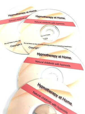 HYPNOTHERAPY CD: Subject- HYPNO-BIRTHING CD with free postage.