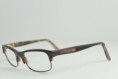 d4a1ea6d9f perfect oakley Irreverent OX1062-0452 Brown Taffy Eyeglasses Frames RX  52-18-139