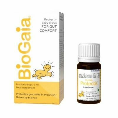Biogaia Protectis 5ml Probiotic Baby Colic Reduce SAME DAY DISPATCH UK