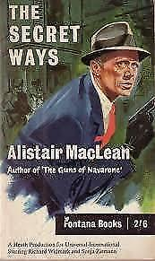 Secret ways   Alistair Mclean    SPECIAL   Collectable DVD