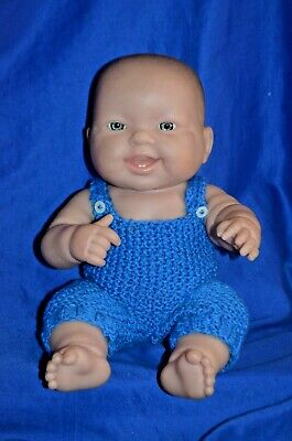 BERENGUER CHUBBY BABY DOLL  HEIGHT: 33 cm