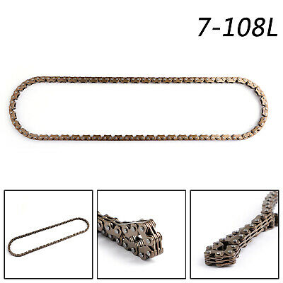 Timing Cam Chain 108L For Suzuki AN250 DR250 DR350 LTF400 LTF300 12760-19B71 A0