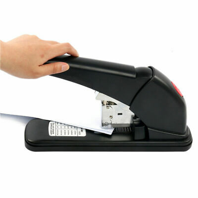 150 Papers Heavy Duty Home Office Bookbinding Stapler Effortless Best Price AU F