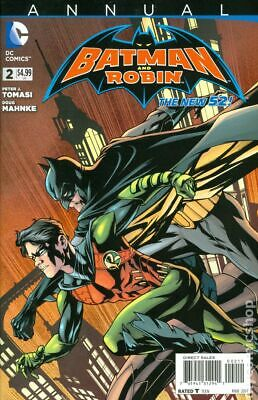Detective Comics #11A 2012 VG Stock Image Low Grade 2nd Series