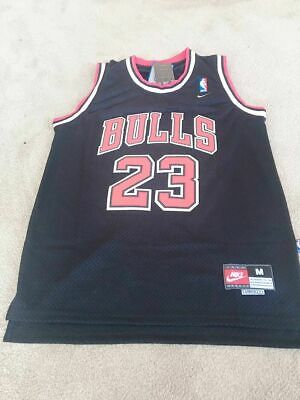 NWT Michael Jordan Chicago Bulls #23  NBA Champion Jersey