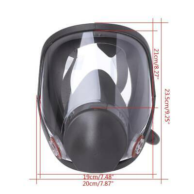 Painting Spray Silicone Same For 3M6800 Mask Gas Full Face Facepiece Respirator
