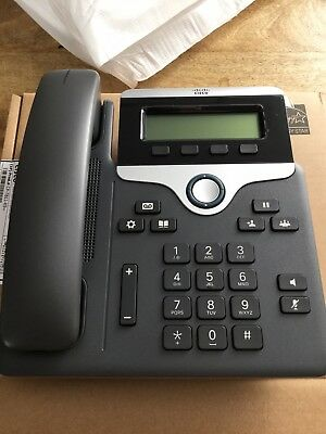 Cisco UC Phone 7811 K9 - Never Used