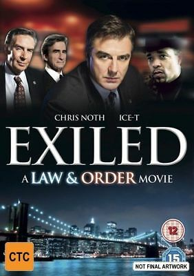 S1 BRAND NEW SEALED A Exiled - Law & Order Movie (DVD, 2018)
