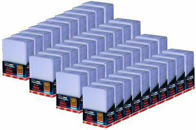 "Ultra Pro 3"" x 4"" Regular Toploaders (25 per pack) 40 pack lot, 1000 top loaders"
