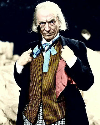 WILLIAM HARTNELL 04 (THE 1st DOCTOR1963-1966) MUGS AND PHOTO PRINTS
