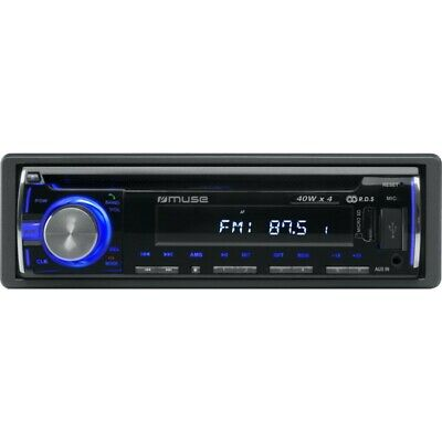 Autoradio CD/MP3/USB/Bluetooth MUSE M-1229 BT