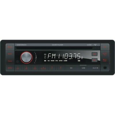 Autoradio CD/MP3/USB SUNSTAR 4019 24V