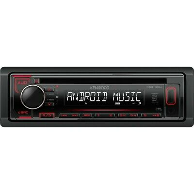Autoradio CD/MP3/USB KENWOOD KDC-120UR