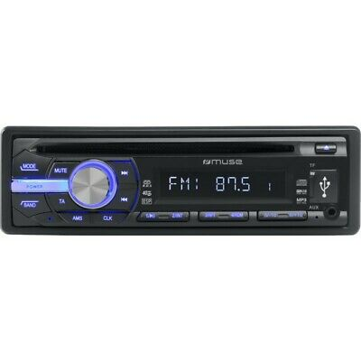 Autoradio CD/MP3/USB MUSE M-1009 MR