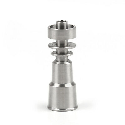 Female 10mm 14mm Domeless Titanium Tools Gr2 New A0
