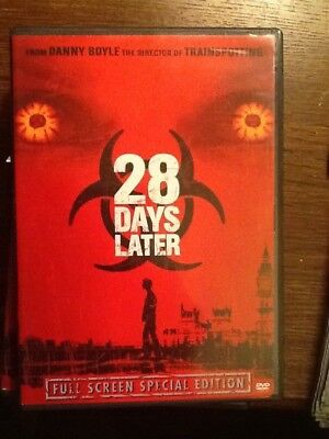 28 Days Later (DVD Full Screen Special Edition 2002)