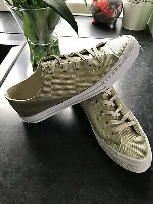 Gorgeous Gold Converse Trainers, Uk Size 5.5, Brand New, Authentic