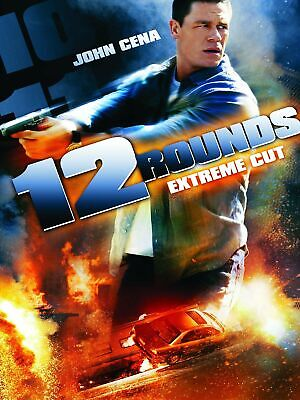 12 Rounds: Extreme Cut (DVD, 2009) DISC ONLY