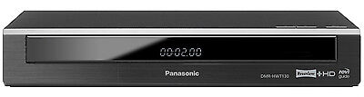 Panasonic DMR-HWT130EBK 500GB HDD TV Recorder with Twin Freeview+ HD Tuners