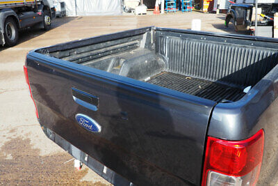 Ford Ranger T6 Tailgate Cap Bed Rail Protector 2012on Wildtrak   Limited   XLT