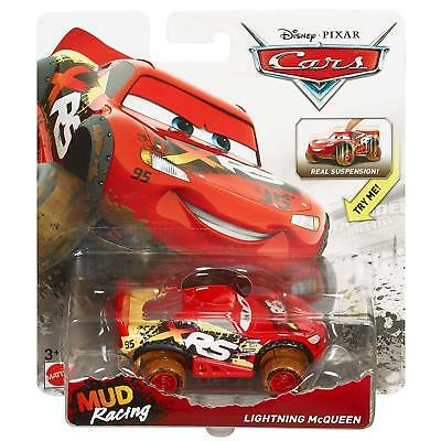 Disney Pixar Cars Xrs Mud Racing Lightning Mcqueen Die Cast